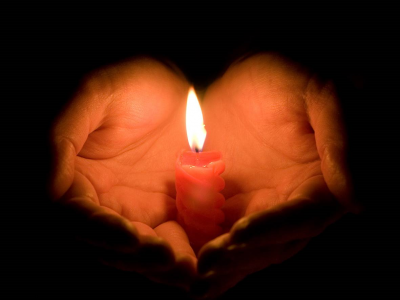 candle-prayer